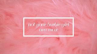 not your barbie girl - ava max // lyrics ♡