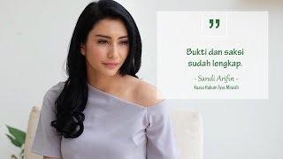 Besok, Tyas akan Buktikan Janjinya di Polda Metro Jaya