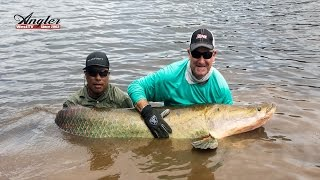 Extreme Freshwater Fishing: Guyana Jungle Giants