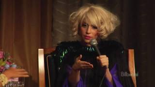 Lady Gaga Awarded Billboard