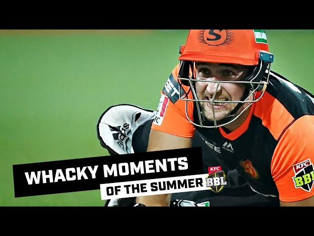 A look back at the weird and whacky of BBL|09