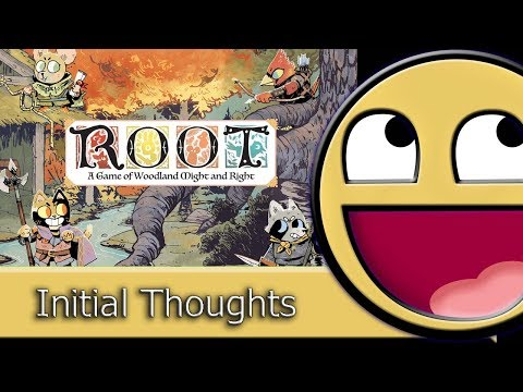 Root Initial Thoughts with Josh
