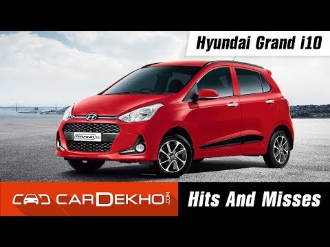 Hyundai Grand i10 Hits & Misses