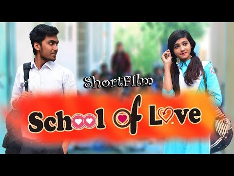 School Of Love |  Romantic Musical ShortFilm | Feel The Sweet Love | Prank King Entertainment