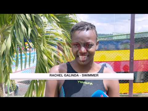 120 participate in National swimming championships