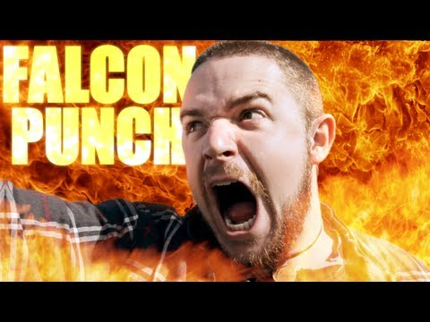 The Most Painful Falcon Punch You'll Ever See