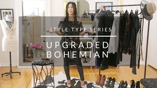 Style Type Series: Upgraded Bohemian