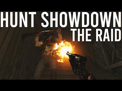 Hunt Showdown - The RAID