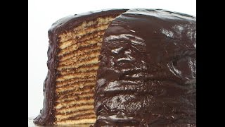 This 18-Layer Chocolate Cake Has A Rich Southern History | Southern Living