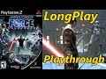 Star Wars: The Force Unleashed Longplay Full Game Walkt