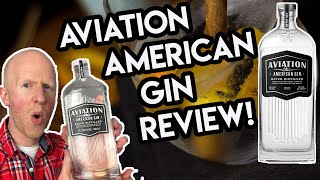 Aviation American Gin Review!!!