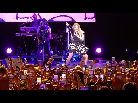 Avril Lavigne, Girlfriend (live), Fox Theater, Oakland, CA, Sept. 17, 2019 (4K UHD)