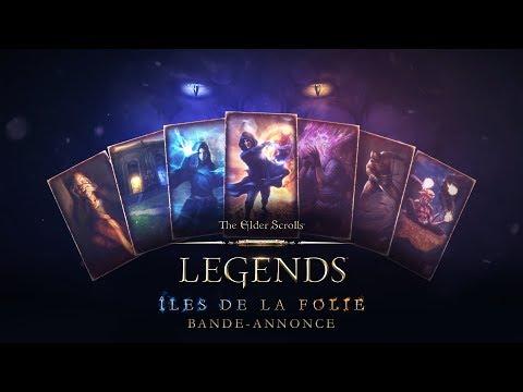 Les Îles de la folie de The Elder Scrolls : Legends