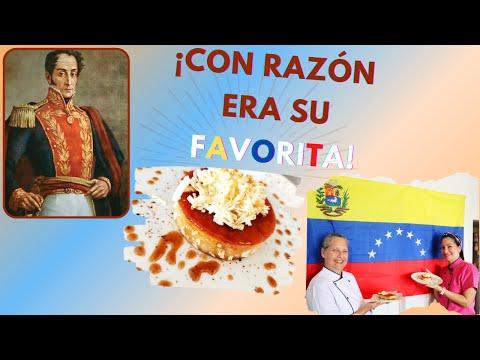 Todo Sobre el Postre Favorito del Libertador| La Torta Melosa| Invitada Especial Chef Amalia Andara
