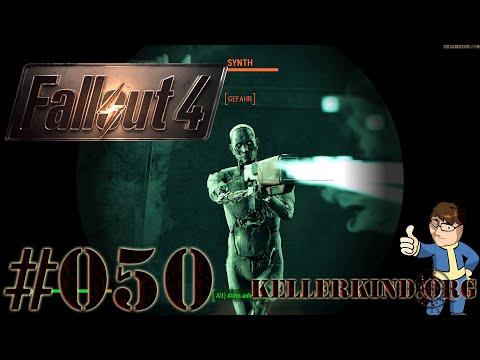 Fallout 4 [HD|60FPS] #050 - Für die Bruderschaft ★ Let's Play Fallout 4
