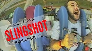 Florida Travel: Top Thrill Rides: Old Town Slingshot, Kissimmee