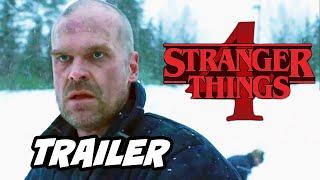 Stranger Things Season 4 Teaser Trailer 2020 - Netflix Breakdown and Easter Eggs