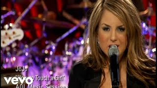 JoJo - How To Touch A Girl (AOL Sessions)