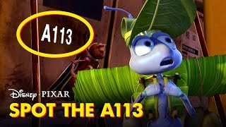 Pixar Did You Know: A113 | Disney•Pixar - Video Youtube