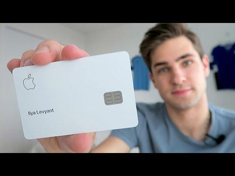 Apple Card: честный обзор и первые впечатления