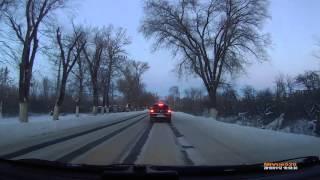 авария 12-01-2016 Сызрань ул. Астраханская