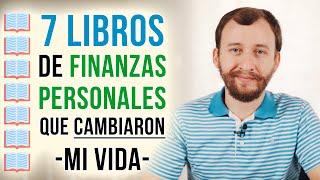 Video: 7 Libros Sobre Finanzas Personales Que Cambiaron Mi Vida