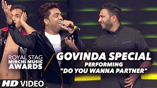 """DO YOU WANNA PARTNER""Govinda Special 