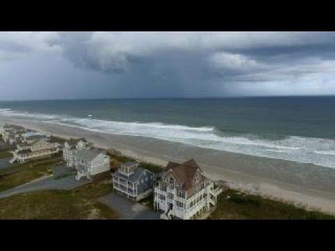 Hurricane Florence displaces Coastal Carolina's football team