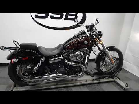 2014 Harley-Davidson Dyna® Wide Glide® in Eden Prairie, Minnesota