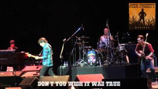 Don't You Wish It Was True, John Fogerty, Buenos Aires, Luna Park