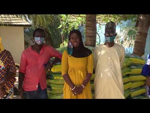Fête de l'Europe - L'UE soutient des associations d'aide aux enfants des rues au Sénégal...