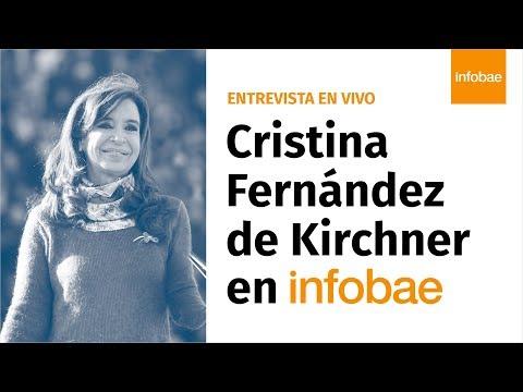 Video: Entrevista completa a la ex presidenta Cristina Kirchner de Infobae