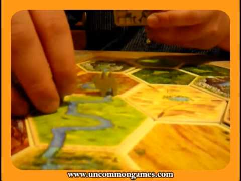 Catan: Traders & Barbarians Overview