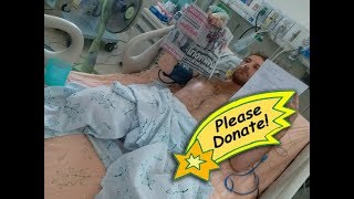 Help Harry Cross Motorcycle accident Thailand Father Speaking | Kholo.pk