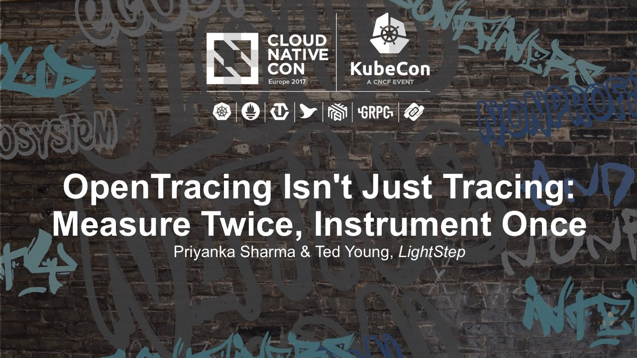 OpenTracing Isn't Just Tracing: Measure Twice, Instrument Once