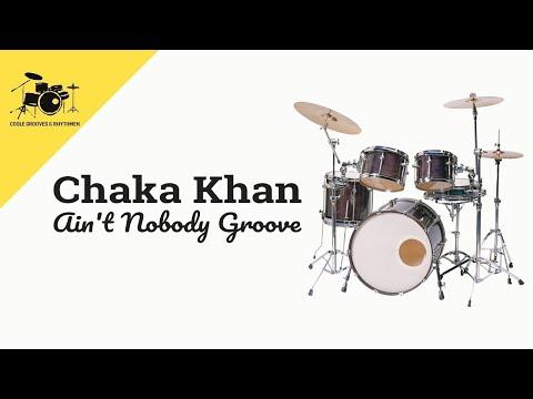 Chaka Khan Drums – Schlagzeug lernen für Fortgeschrittene