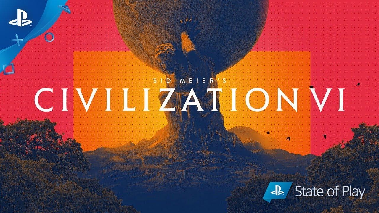 Civilization VI Chega ao PS4 em 22 de Novembro