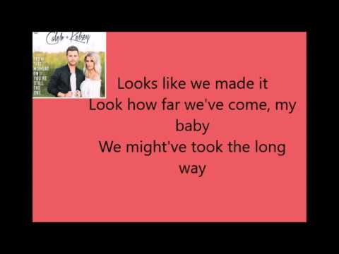 Caleb And Kelsey- From This Moment On / You're Still The One  Lyrics | Popular Song 2018 Mp3