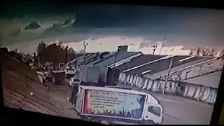 Ураган в Дмитрове