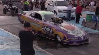 Funny Car Chaos - Amarillo, TX 2018