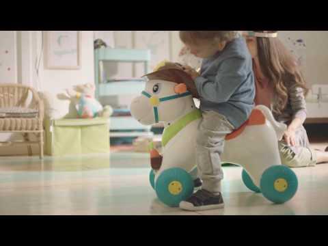 Sedia A Dondolo Per Allattamento Della Chicco : Baby rodeo chicco in versione maschile e miss baby rodeo