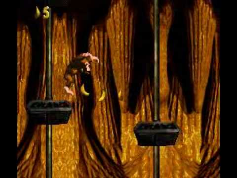 Image result for donkey kong country elevator antics