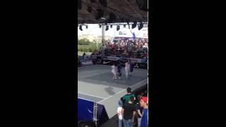 Баскетбол 3х3 Астана 2016