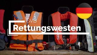 Alles was Sie über Rettungswesten wissen müssen | SVB