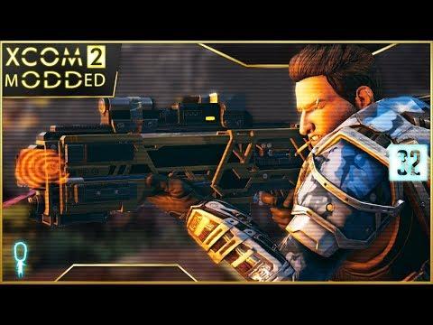 MOCX BASE ASSAULT - XCOM 2 War of the Chosen Legend Modded - Part 32