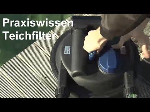 Teichfilter - Oase Teichfilter in der Übersicht - Video: Teichfilteranlagen und Ihre Einsatzgebiete