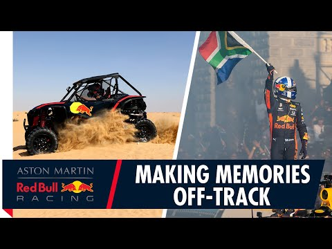 Image: WATCH: Red Bull's Best Moments Off-Track