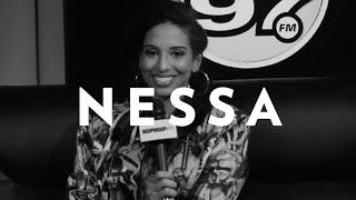 Nessa On Hot 97, Angie Martinez, & New York