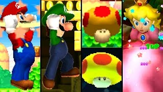 SMBX 1 4 3 - My Custom GFX   Mario & Luigi REMASTERED  (2