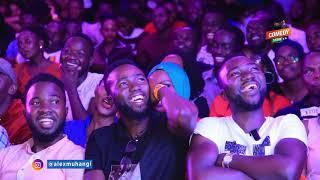 Alex Muhangi Comedy Store July 2019 - Soyi Soyi Maulana & Reign Session Two